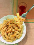 Plate of Macaroni