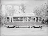 Model of a Tram