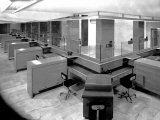 The Offices of the New Empas Building in Naples  Furnished with OMA Company Furniture