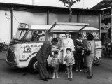 Carpigiani Ice Cream Wagon