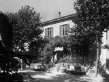 Red Cross Headquarters at Villa Azzurra  in Bologna