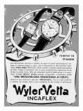 Billboard Advertising Wiler Vetta Watches