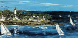 Port Navallo: Sortie du Golfe