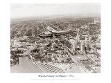 Brazilian Clipper over Miami  1934