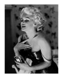 Marilyn Monroe, Chanel No.5 Reproduction d'art par Ed Feingersh
