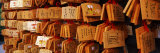 Votive Tablets in a Temple  Kiyomizu-Dera Temple  Kyoto  Honshu  Japan