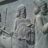 Persepolis  UNESCO World Heritage Site  Iran  Middle East
