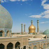 Holy City of Qom  Iran  Middle East