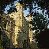 Gatehouse  Battle Abbey  East Sussex  England  United Kingdom  Europe