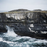 Black Fort  Aran Islands  County Galway  Connacht  Republic of Ireland  Europe