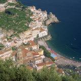 Amalfi  Costiera Amalfitana  Campania  Italy