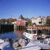 Kennybunkport  Maine  New England  USA