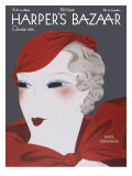 Harper's Bazaar  October 1932