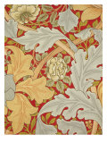 St James Wallpaper  Paper  England  1881
