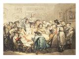 The Hazard Room  England  1792