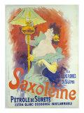 Saxoleine  Petrole De Surete  France  1890