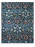Isaphan Furnishing Fabric  Woven Wool  England  Late 19th Century
