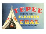 Tepee Elkhorn Coal