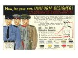 Design Your Own Uniform