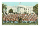 US Marine Band at White House