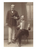 Violin Accordion Duet