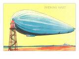 Zeppelin at Mooring Mast