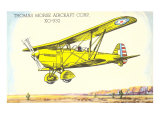 Morse SO-932 Biplane
