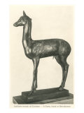 Fawn Sculpture from Herculaneum
