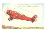 Army Trainer Plane BT-9