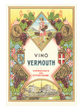Italian Vermouth Label