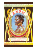 Rhum  Black Woman