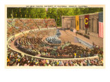 Greek Theatre  University of California  Berkeley
