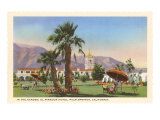 El Mirador  Palm Springs  California