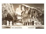Ahwahnee  Yosemite