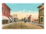 Alvarado Street  Monterey