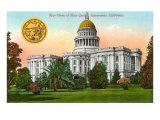 Capitol Building  Sacramento