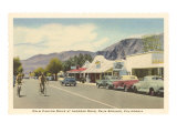 Andreas Road  Palm Springs  California