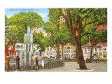 Bienville Square  Mobile  Alabama