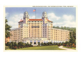 Arlington Hotel  Hot Springs  Arkansas