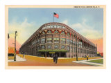 Ebbets Field  Brooklyn  New York