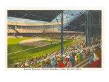 Briggs Stadium  Detroit  Michigan
