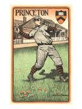 Princeton Baseball Poster