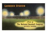 Lawrence Stadium  Wichita  Kansas