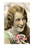 Flapper with Flowers