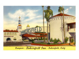 Bakersfield Inn  Bakersfield  California
