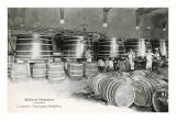 Wine Casks  Moet et Chandon