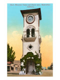 Beale Memorial Tower  Bakersfield  California