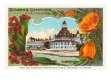 California Christmas  Hotel Del Coronado