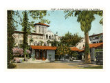 Glenwood Mission Inn  Riverside  California