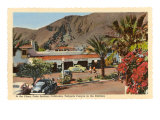 Plaza  Palm Springs  California
